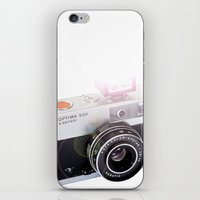 flash iPhone & iPod Skins featuring Flash by Premium