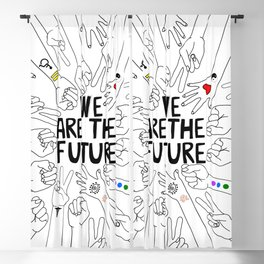 We Are The Future Tattoos Part 2 Blackout Curtain