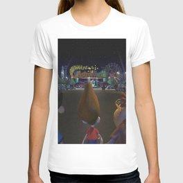 jimmy neutron astroworld T-shirt