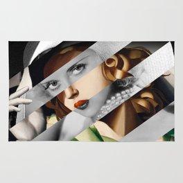 Tamara De Lempicka & Bette Davis Rug