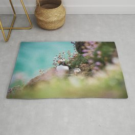 RR(288) Puffins Rug