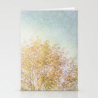 aelwen Stationery Cards featuring Tree by Pure Nature Photos