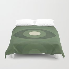 George Orwell Nineteen Eighty-Four - Minimalist literary design, bookish gift Duvet Cover