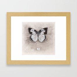 Mothen Framed Art Print