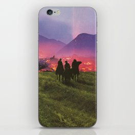Three Riders iPhone Skin
