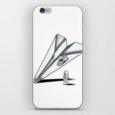 Papernauts iPhone & iPod Skin