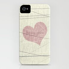 Forever Yours iPhone (4, 4s) Slim Case