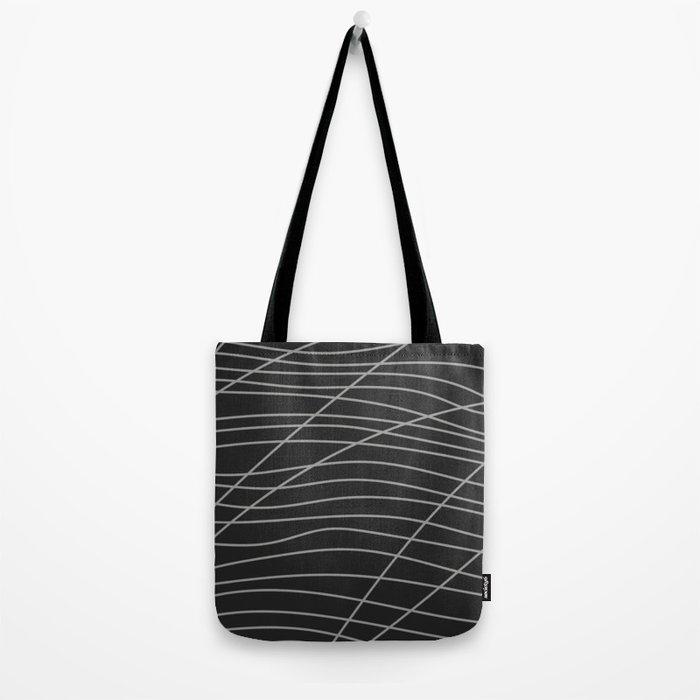 Black series 003 Tote Bag