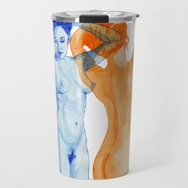 Dancers Travel Mug
