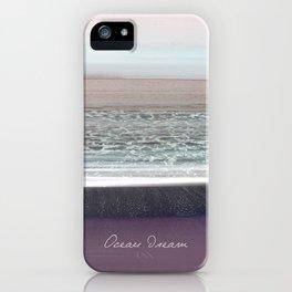 Ocean Dream II iPhone Case