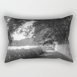 Along the River Rectangular Pillow