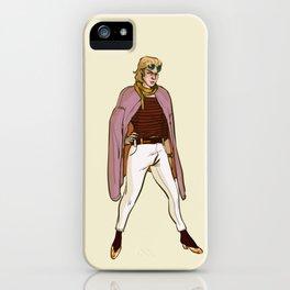 Kaz iPhone Case