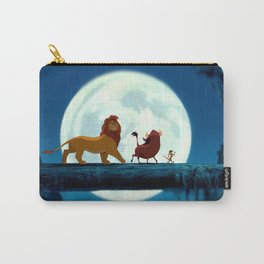 Timon, Pumbaa, & Simba. Carry-All Pouch