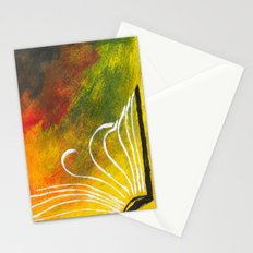 Open Book Stationery Cards