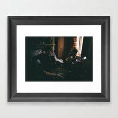 Band Practice Framed Art Print