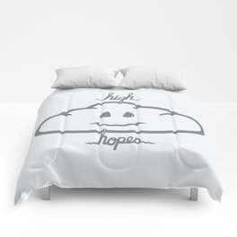 H/GH HOPES Comforters