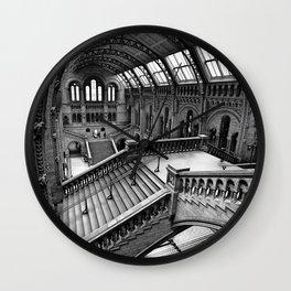 The Escher View Wall Clock
