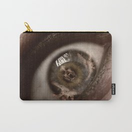 Only Through My Eyes Carry-All Pouch
