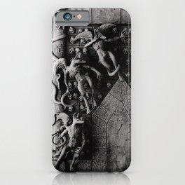 Cave Canem - Wall of Skulls iPhone Case