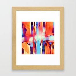 water 4 Framed Art Print