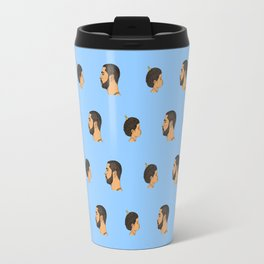 Drake Nothing Was The Same Pattern Travel Mug