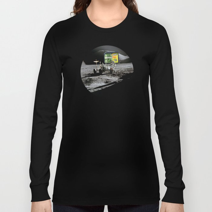 RoundUp Space Long Sleeve T-shirt