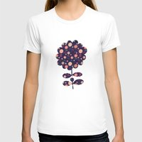 flora T-shirts featuring Flora by Valendji