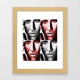 Nicolas Framed Art Print