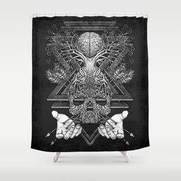 Winya No. 57 Shower Curtain