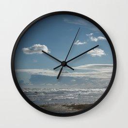 Clear mind Wall Clock