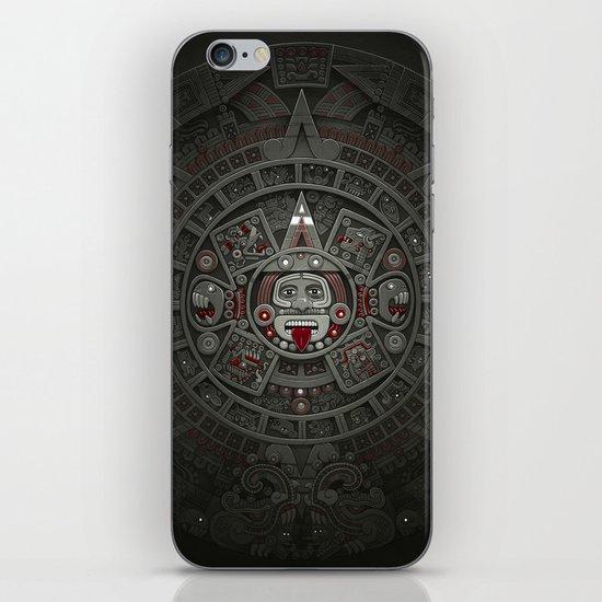 Stone of the Sun I. iPhone & iPod Skin