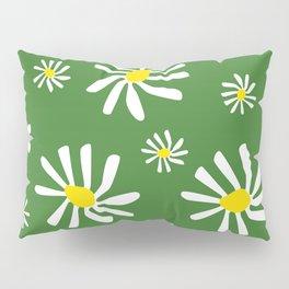 Daisy Doo Green Pillow Sham