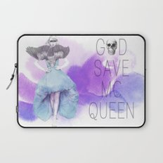 God Save McQueen Laptop Sleeve
