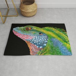 Chinese Water Dragon Rug