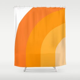 Retro 01 Shower Curtain