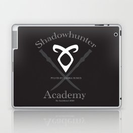 Shadowhunter Academy Laptop & iPad Skin