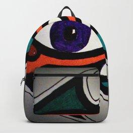 Eye of the Beholder Backpack