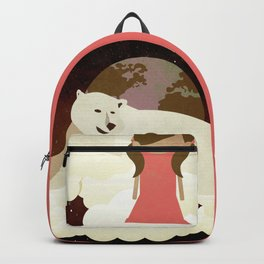 Homesickness 4 Backpack