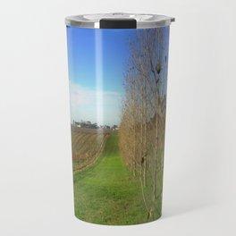 Grapevines  Travel Mug