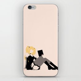 Misa iPhone Skin