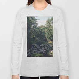 Garden in Sintra Long Sleeve T-shirt