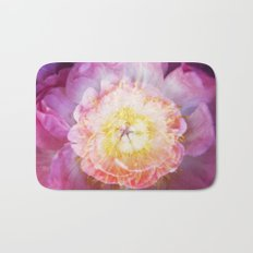 Peony Abstractions Bath Mat