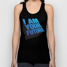 I am Your Future! Unisex Tank Top