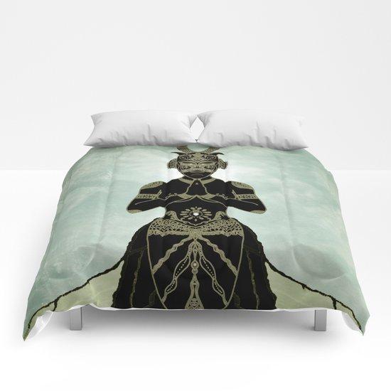 Ornate spirituality Comforters
