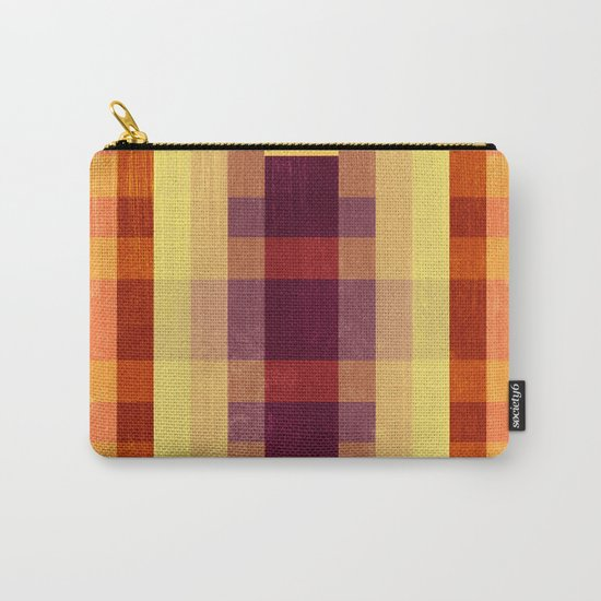 Autumn Winds Abstract  Carry-All Pouch