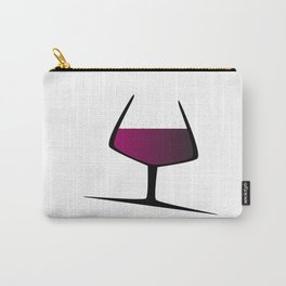 Sparkling Red Wine Carry-All Pouch