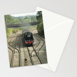 Royal Scot at Tiverton Junction Stationery Cards