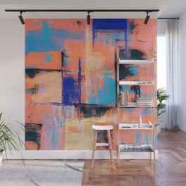Canvas Abstract Uno Wall Mural