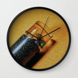 Kaleidoscopic mood Wall Clock