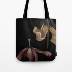 Tulips; Your Lips. Part II Tote Bag